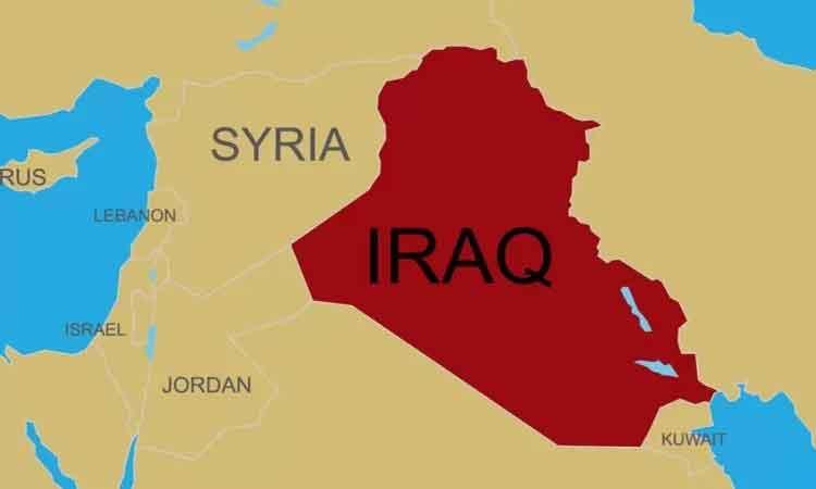 SHIPPING TO IRAQ